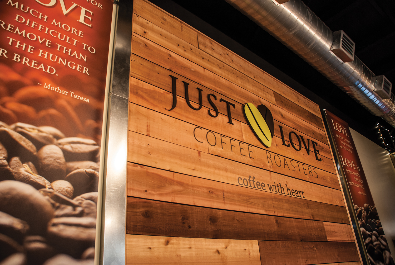 Just Love Coffee Franchise Opens In Shelby Township, Michigan
